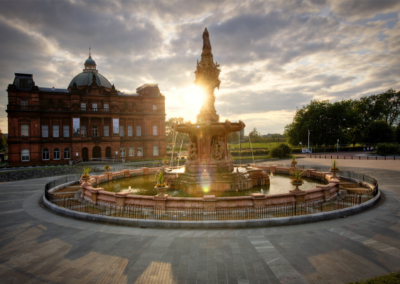 GlasgowFountain